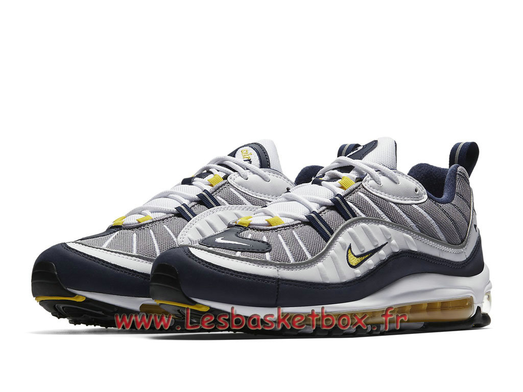 running nike air max 98 tour yellow 640744 105 chaussures nike 2018 pour homme gris 1803081435. Black Bedroom Furniture Sets. Home Design Ideas
