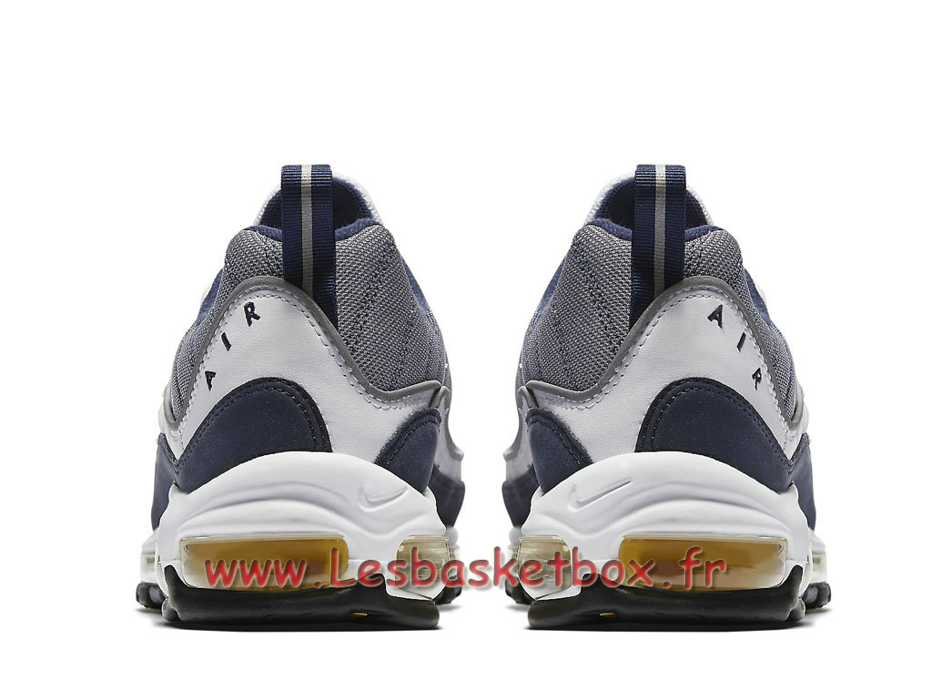 best website d5538 512b9 ... Running Nike Air Max 98 Tour Yellow 640744 105 Chaussures Nike 2018  Pour Homme Gris