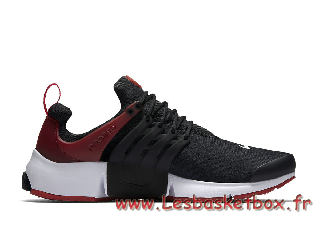 plus de photos 74ac2 b57af Running Nike Air Presto Essential Black Red 848187_002 Men´s Basket Nike  Prix - 1705300853 - Official Nike Air Max(Urh) For Mens And Womens Sale In  ...