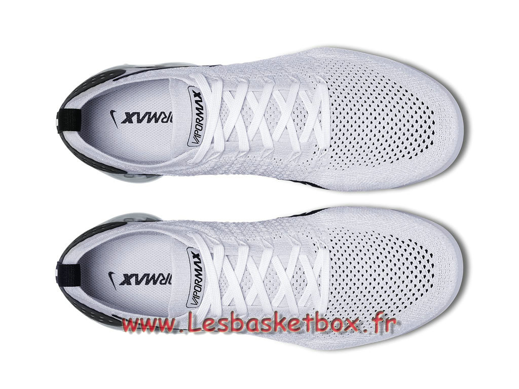 fdec72830754 ... Running Nike Air VaporMax Flyknit 2.0 Reverse Orca 942842 103 Chaussures  NIke prix Pour Homme Blance ...