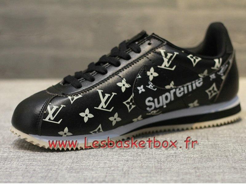 hot sale online e8a92 18b94 Running Nike Cortez Ultra Moire x LV x Supreme Noire 845013-001 Chaussures  Nike Pas Cher Pour Homme - 1711111312 - Officiel Nike Basket Pour Homme Et  ...