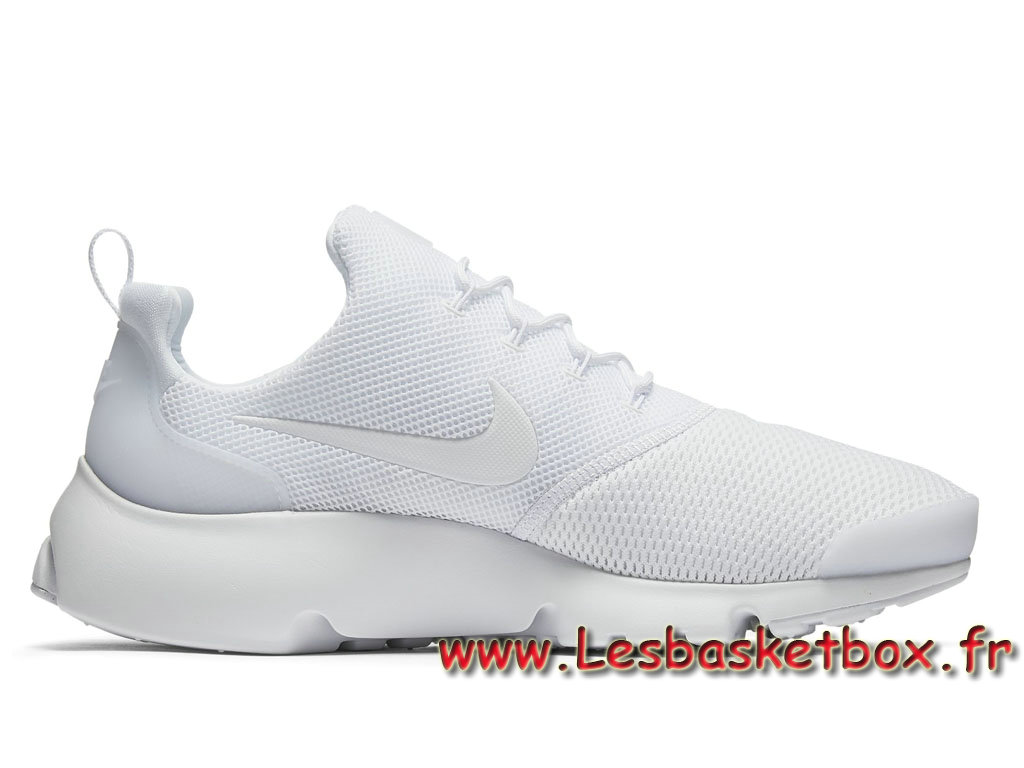 sale retailer 471a7 a318b ... Running Nike Presto Fly Blanc 908019 100 Homme Officie NIke Site Pour  Chaussures ...