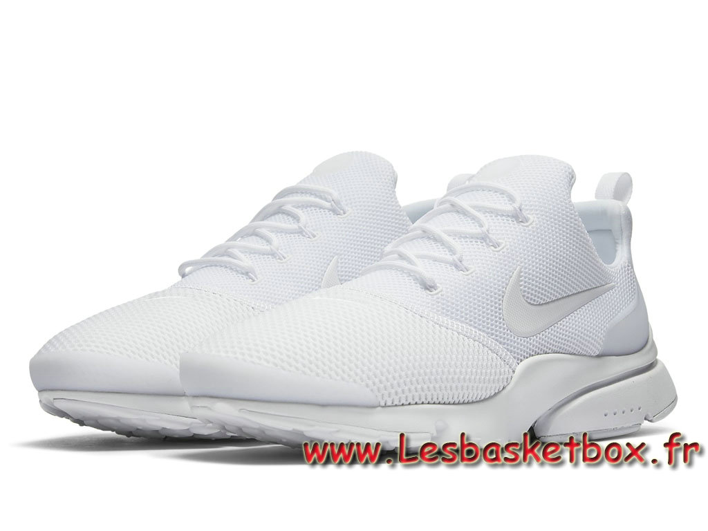 cheaper f946a d205b ... Running Nike Presto Fly Blanc 908019100 Homme Officie NIke Site Pour  Chaussures ...