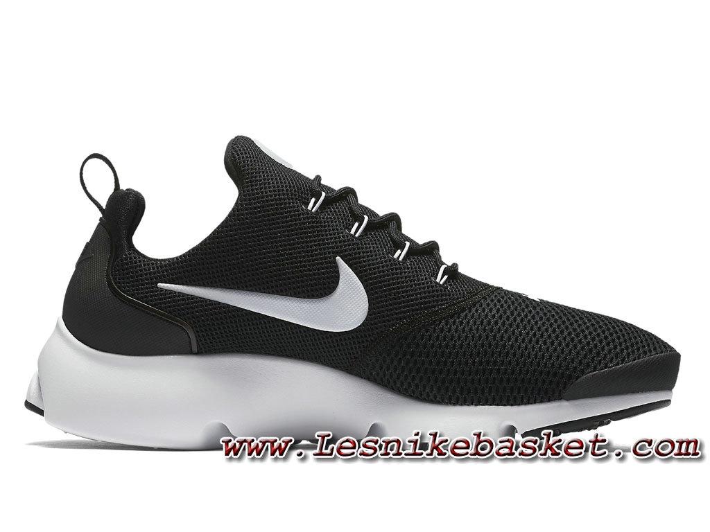 Noires 908019 Chaussures Running Nike Pas Fly Presto 002 Vente twFZvq
