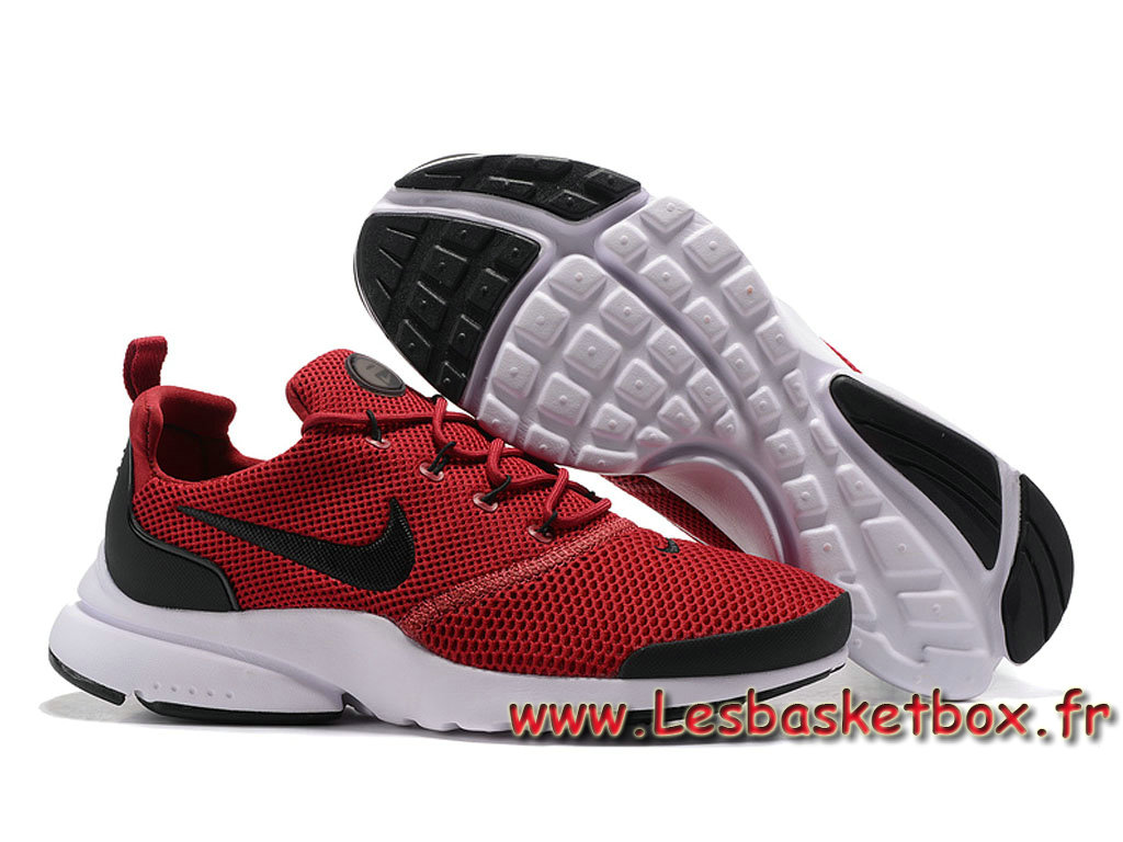 ... Running Nike Presto Fly Rouge 908019_208 Homme Nike Pas cher Pour Chaussures Rouge ...