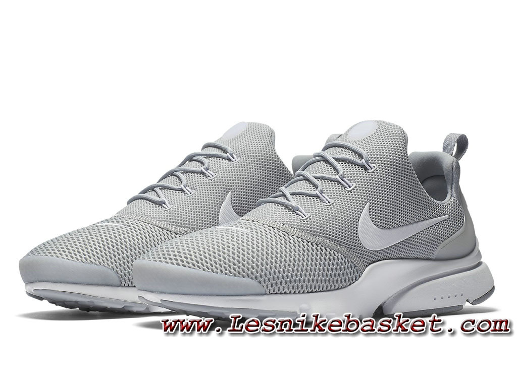 huge selection of 65127 3b566 ... Running Nike Presto Fly Wolf Grey GRis 908019 003 Homme Nike acheter  pas cher Gris ...
