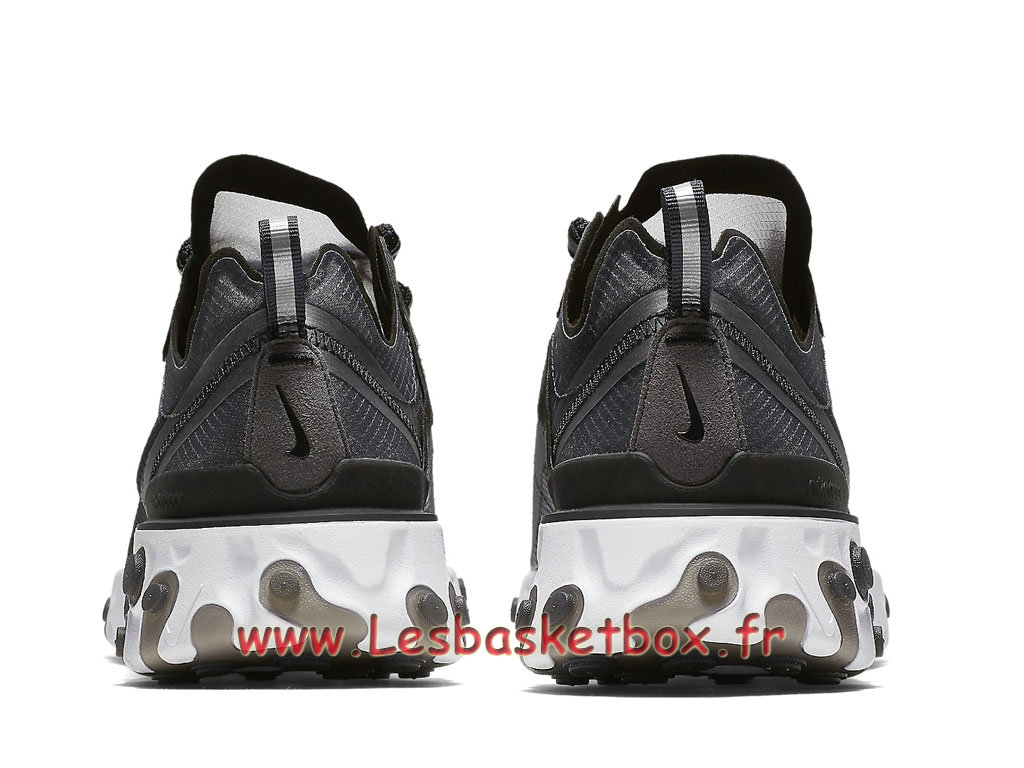 cheap for discount 779a9 3d333 ... Running Nike React Element 87 Anthracite Black AQ1090 001 Chaussure  Officie Pirx pour Homme