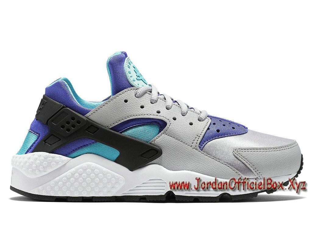 Running Nike Wmns Air Huarache Wolf Grey 634835_008 Femme/Enfant Nike urh For Gris