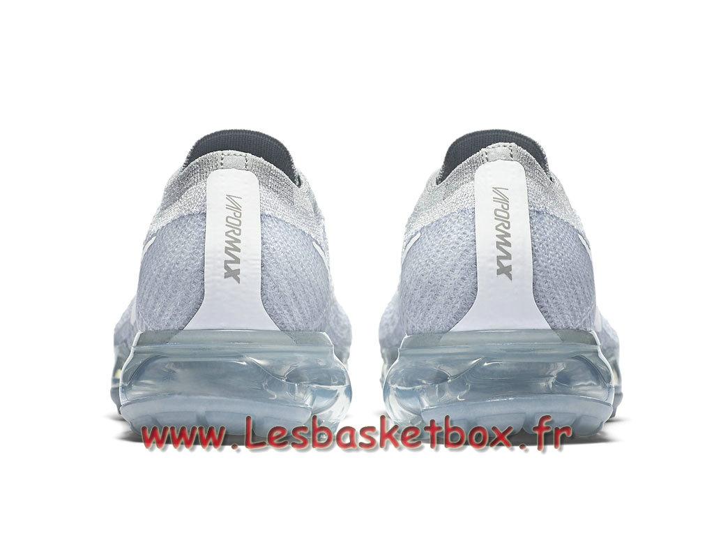 fe4c970f07e7a ... Running Nike WMNS Air Vapormax Flyknit Asphalt Wolf Grey 849557-004  Chaussures Officiel Nike Pour