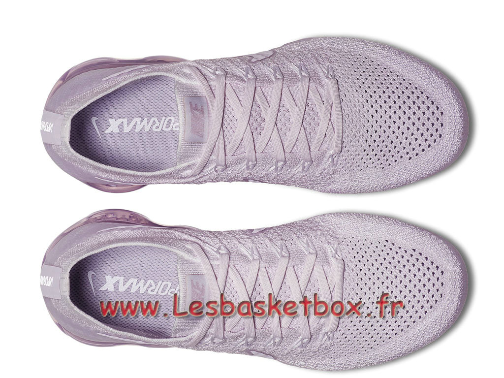 on sale 8b509 ca658 ... Running Nike WMNS Air Vapormax Flyknit Light Violet 849557-501 Chaussures  Nike pas cher Pour ...