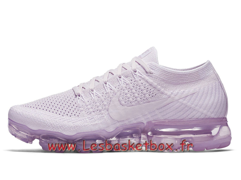 correndo nike wmns aria vapormax flyknit luce violetta 849557 501