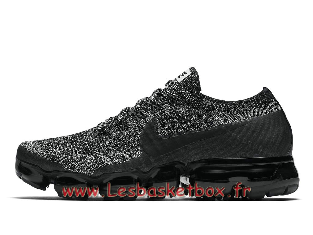 Running Nike WMNS Air Vapormax Flyknit Oreo 2.0 849557_041 Chaussures Nike pas cher Pour Femme/enfant