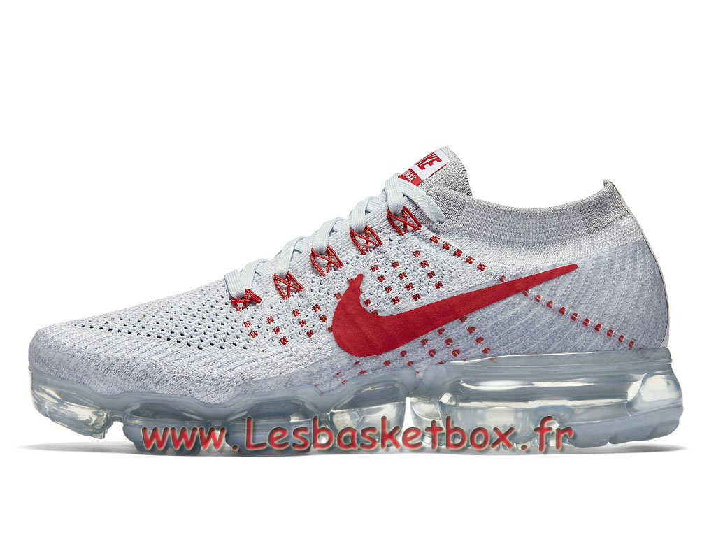 Nike Vapormax Platinum Flyknit Red Running Wmns University Air 76byYfg