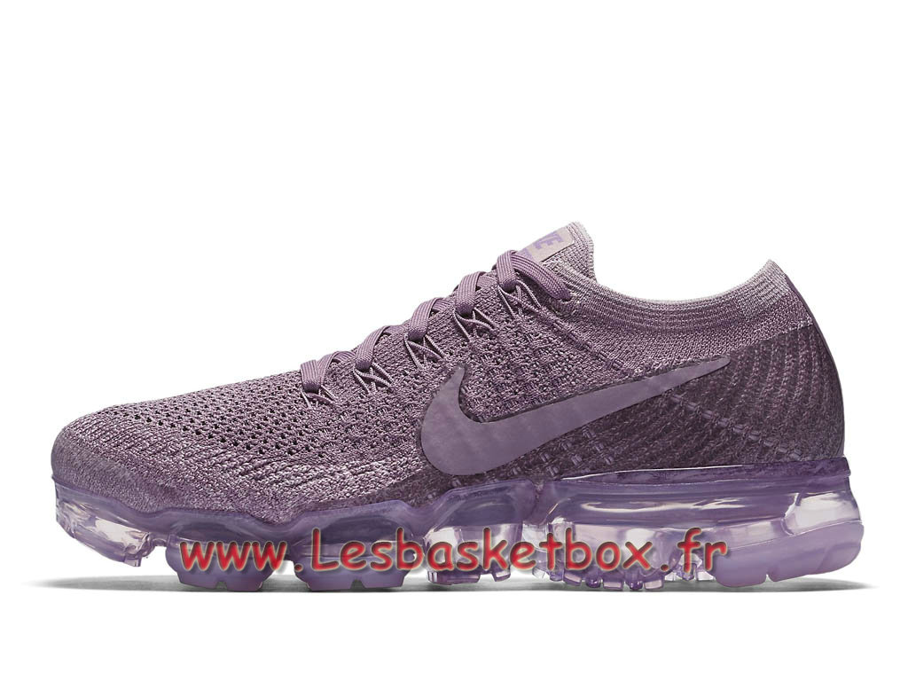 newest cc5b7 d8792 Running Nike WMNS Air VaporMax Flyknit Violet Dust 849557500 Chaussures  Nike 2017 Pour Femmeenfant ...