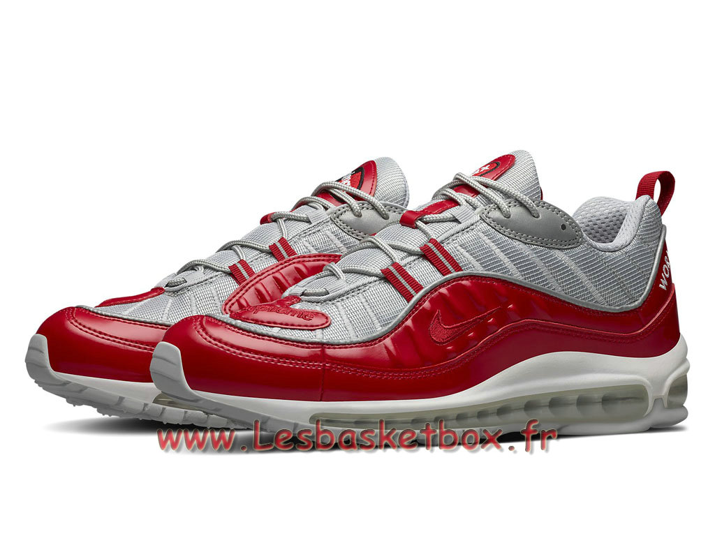 air max 98 rouge homme
