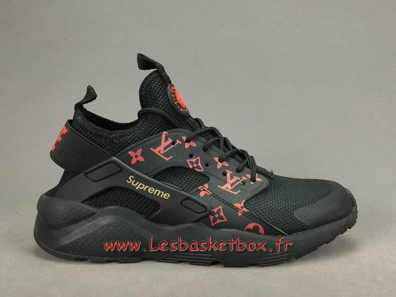 separation shoes a4e2b da8b2 ... Running X LV Supreme Nike air Huarache Ultra Noires Orange Chaussures  Nike Basket Pour Homme ...