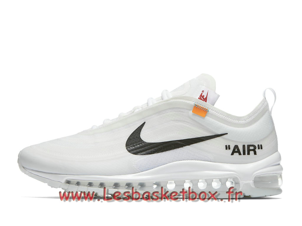 best sneakers bd127 a3faf The 10 Nike Wmns x Off White Air Max 97 AJ4585100F Chaussures Basket Nike  Pour Femme ...