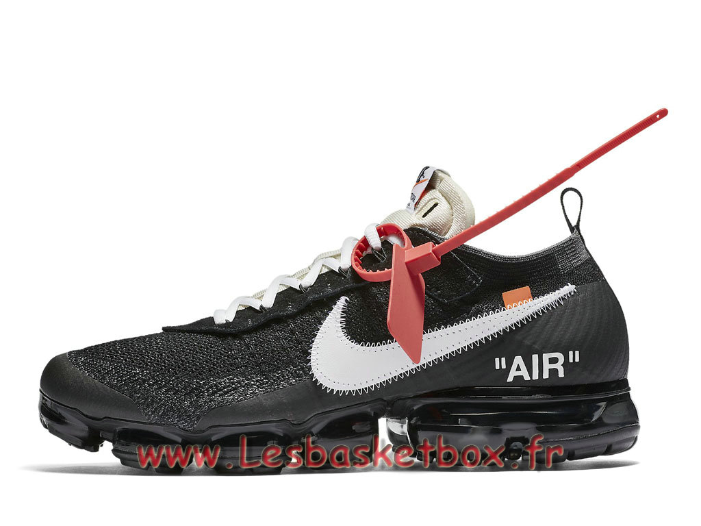 The 10 Off-White Nike Wmns Air VaporMax AA3831_001F Chaussures Basket Nike Pour Homme Noires